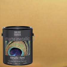metallic interior paintMetallic  Faux Finish Wall Paint  Interior Paint  The Home Depot