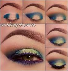 blue makeup tutorial beauty trusper tip