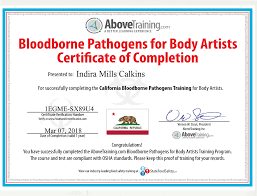 What Is Course Completion Certificate Dana Point Master Esthetician Education Trainings