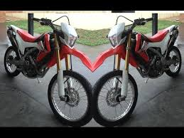 honda crf250l road tyres on stock rims cheaper alternative to