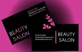 Beauty Parlour Business Card Lovely Best Hair Stylist Business Cards