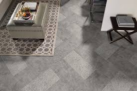 decorating with patterned flooring