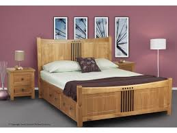 king bed with drawers. Sweet Dreams Curlew Bed Frame King With Drawers
