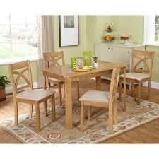 light oak dining sets