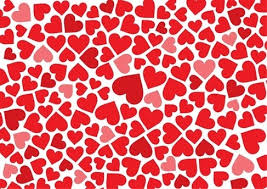 Free Hearts Background Vector Free Vector In Encapsulated Postscript
