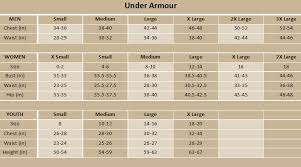 Under Armour Sizing Chart For Youth Stride Rite Shoe Online Charts Collection