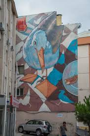 mural turkish tea in kadıköy