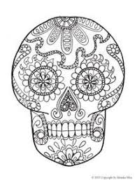 Small Picture 469 best Da de los muertos images on Pinterest Sugar skulls
