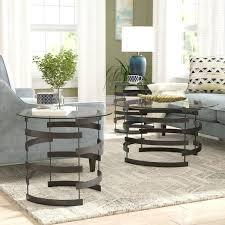 3 piece coffee table set bailey 3 piece coffee table set woodrow 3 piece coffee table