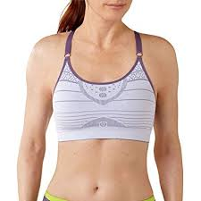 Amazon Bra Size Chart Smartwool Womens Phd Seamless Strappy Form Fit Bra
