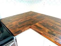 waterproofing wood countertops how to waterproof with butchers block