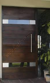Front Door Stupendous Solid Oak Front Door Ideas Solid Wooden Solid Wood Contemporary Front Doors Uk
