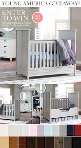 giveaway young america fanfare crib from layla grayce