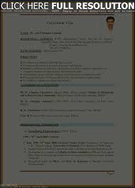 Resume In Hindi Format Resume Work Template