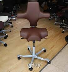 hag chairs price. hag capisco 8106 chair, brown leather and silver frame special price hag chairs g