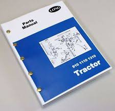 long tractor manual long 910 1110 1310 tractor parts assembly manual catalog exploded views numbers