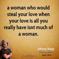 Johnny Depp Quotes About Love Enchanting Johnny Depp Quotes QuoteHD