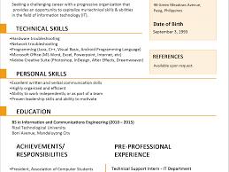 Fancy Jobstreet My Resume Festooning Example Resume And Template