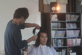 ちょんまげの髪型の作り方歴史あるサムライヘアスタイルをガチで作った
