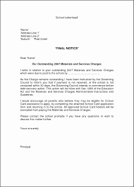 10 day demand letter sle anfsr awesome 10 best of final notice letter template final