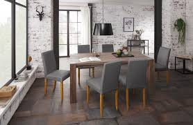 Grau Online Holz Esszimmerstühle Kaufenmöbel Massivholz