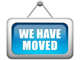 Image result for we have moved image
