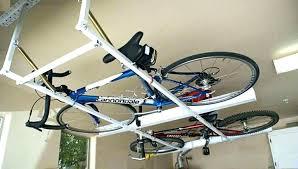 bike rack for garage hanging bikes in garage ideas garage bike rack garage organization ideas horizontal