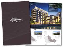 apartment brochure design. Property Brochure Design Apartment