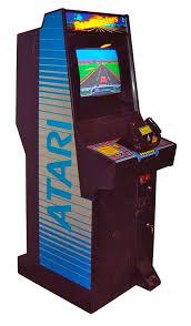 road blaster arcade game