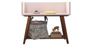 dual desk bookshelf small. Small Kids Bookshelf With Dual Tone And Mod Legs. Desk R