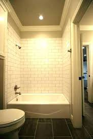 how to install tile around bathtub tiling around a tub stylish how to install changing bathtub