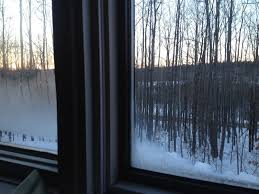 caring for windows in winter valley