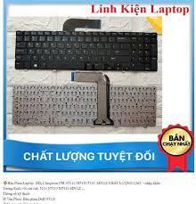 ⚡Bàn Phím Laptop DELL Inspiron 15R N5110 M5110 5110 M501Z CHẤT LƯỢNG CAO -  nhập khẩu