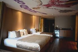 Rooms - Arthouse Hotel