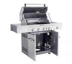 kitchenaid 4 burner freestanding bbq