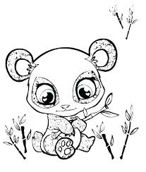 Combo Panda Coloring Pages Sheets Bear Free Page Picture Adult Col