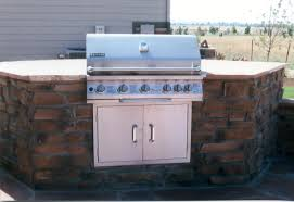 Outdoor Kitchens Bbq Islands Contractor Denver Custom Outdoor Kitchen Masonry