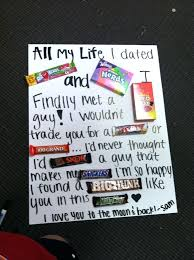 day birthday gift ideas boyfriends best friends cute friend valentine gifts diy