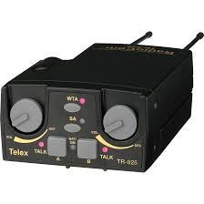 rts tr 825 uhf two channel binaural wireless beltpack tr825 iso png