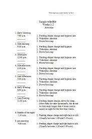 50 Printable Baby Feeding Charts Newborn Feeding Schedule