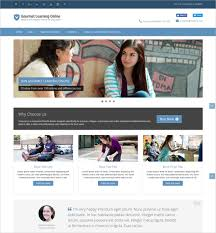 moodle templates 8 bootstrap moodle themes templates free premium templates