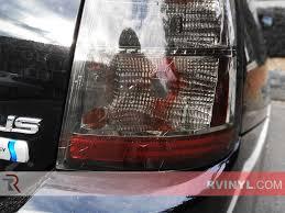 Rtint® Toyota Prius 2004-2008 Tail Light Tint Film