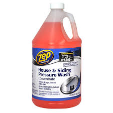 house and siding pressure wash concentrate cleaner