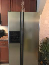 High End Fridges Fridges To Decorate Or Not To Decorate Curbed