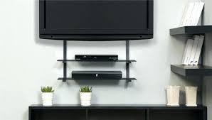 table under mounted tv shelf shelf under for cable box wall mounted under shelf under mounted