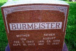 August Frederick Gottlieb Burmeister (1855-1930) - Find A Grave Memorial