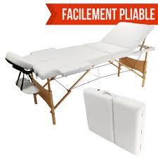table de massage transportable legere