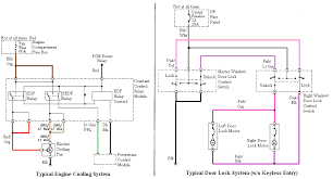 91 honda prelude stereo wiring diagram wirdig lock diagram cooling system diagram gif