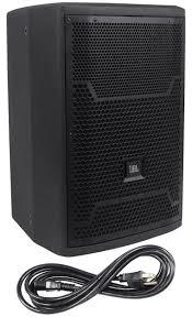 dj speakers jbl. jbl pro prx710 1,500 watt powered active 10\ dj speakers jbl