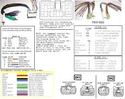 alpine wiring harness color code inspiriraj me Car Stereo Alpine CDA 9805 at Alpine Wiring Harness Color